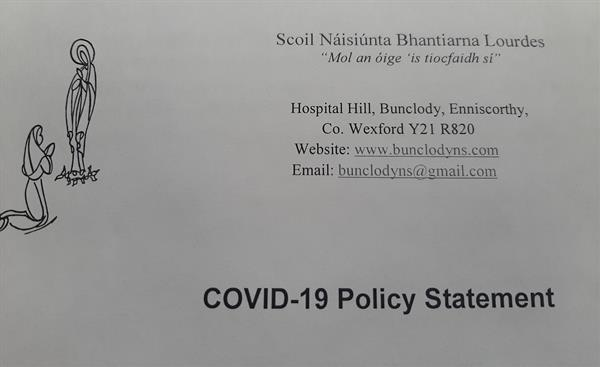 Covid 19 School Policy