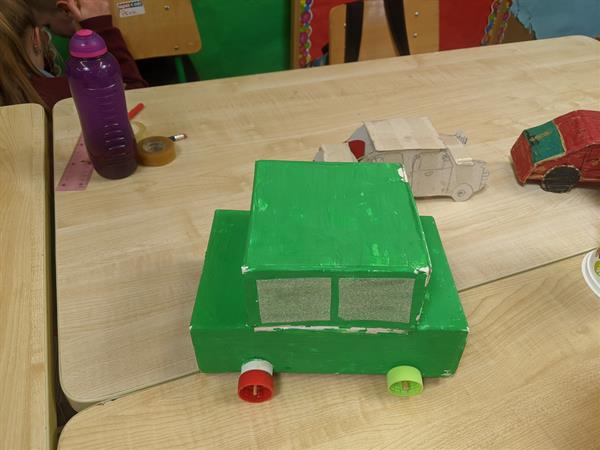 3rd Class Transport Project